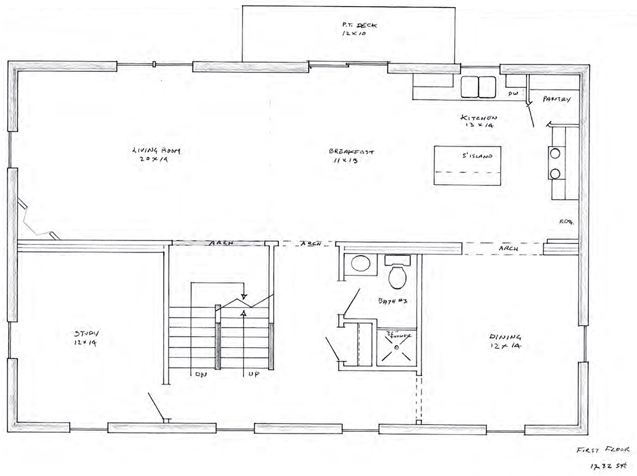 Rosewood 3 4 bedroom 3 1 2 bath 3080 sf juniper hill rd for Rosewood house plan